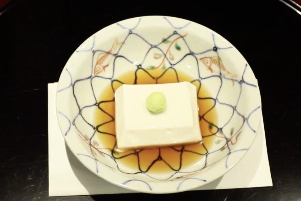 胡麻豆腐|奈良 而今