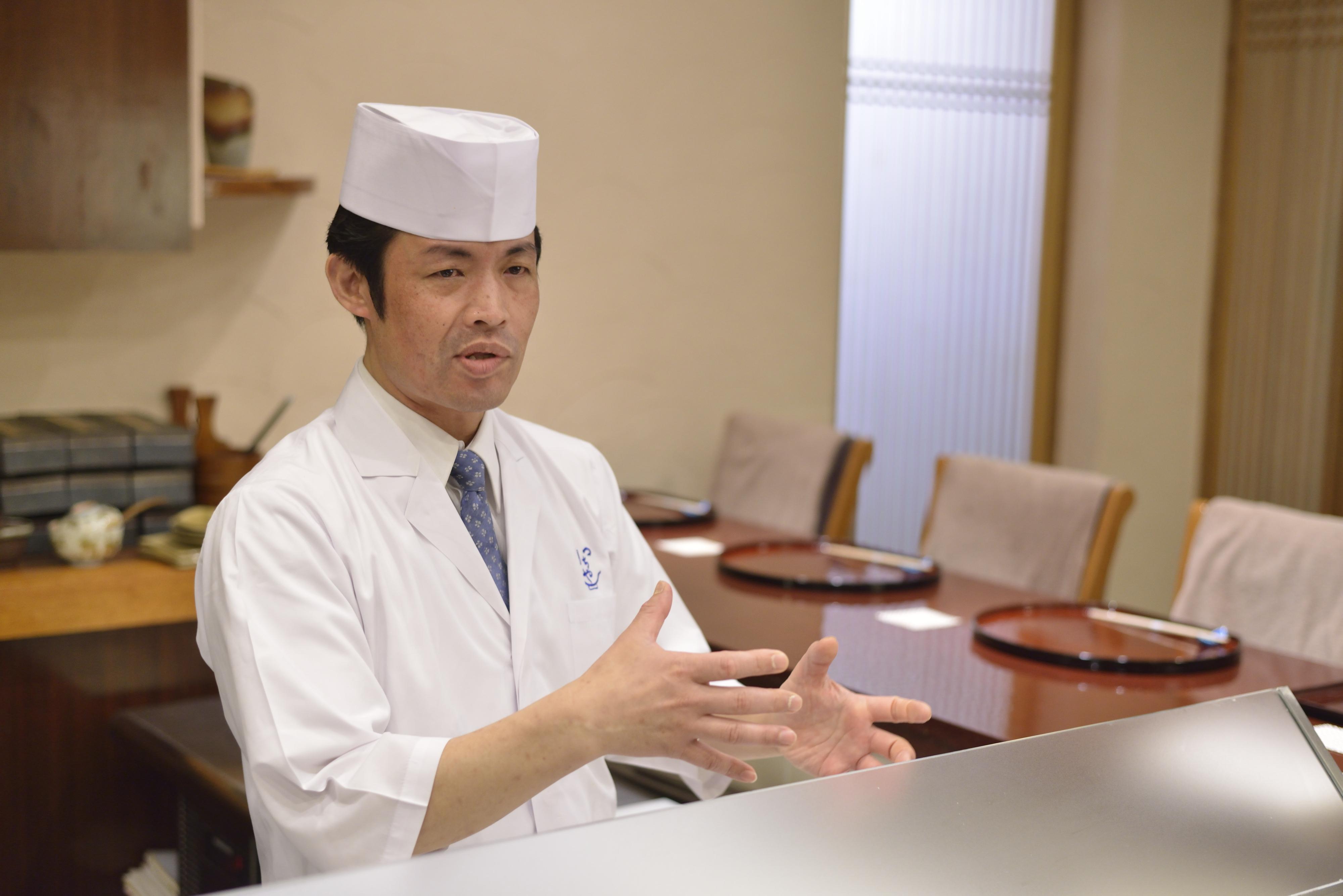 Yukihiko Tsuchisaka Shunsaiten Tsuchiya