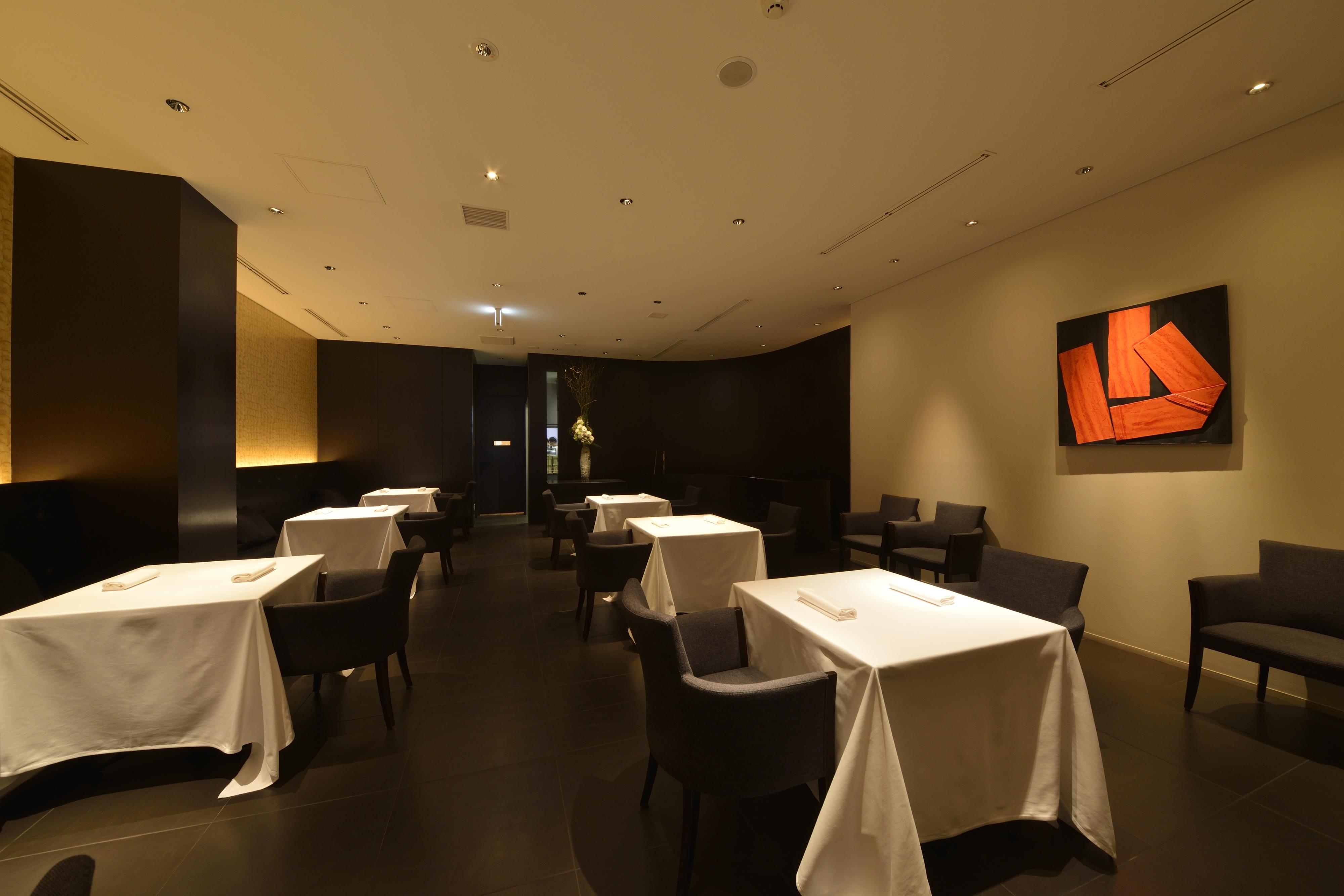 Restaurant HAJIME Interior