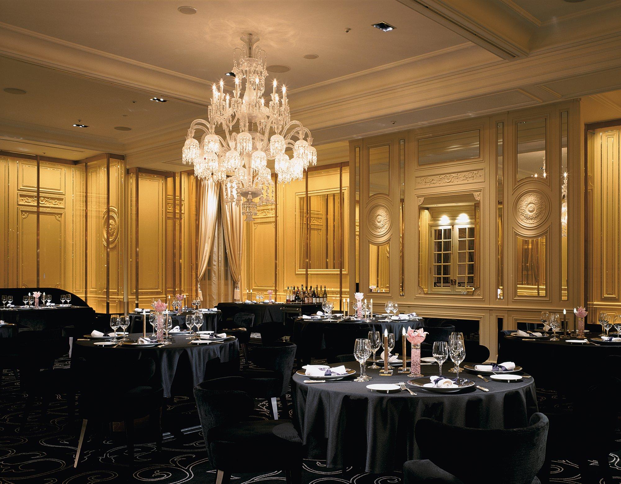 Gastronomy Joël Robuchon interior