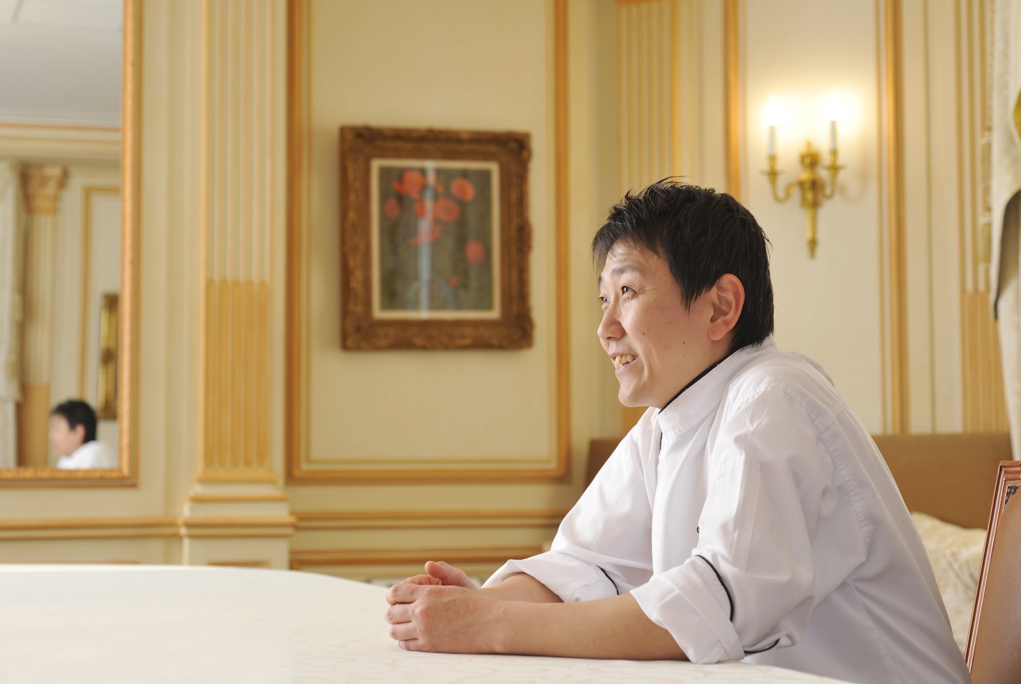 Gastronomy Joël Robuchon Michiaki Kuga
