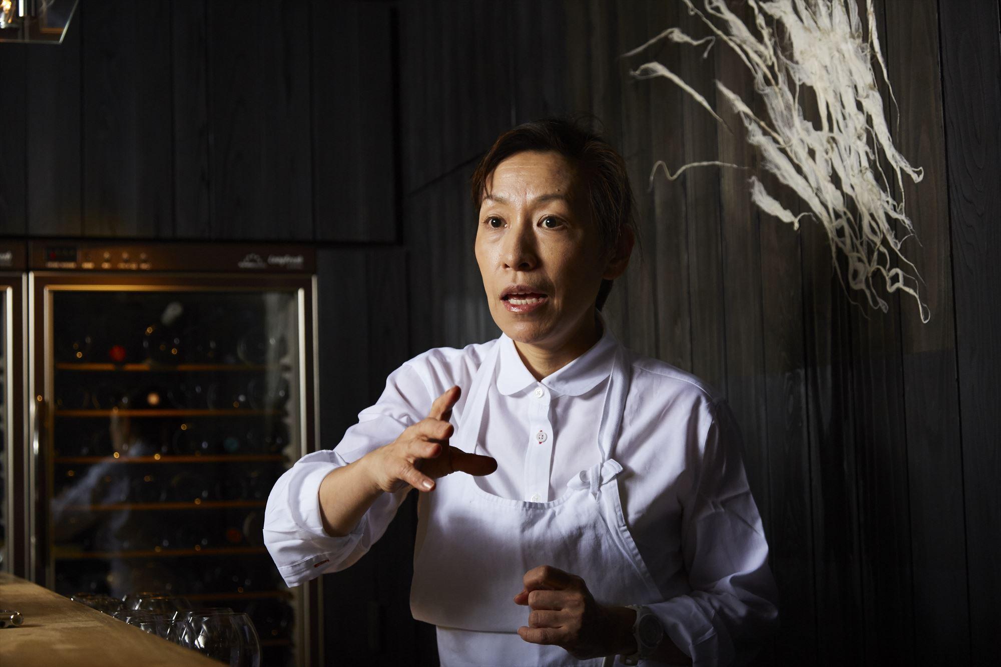 wasabi Takako Imaki
