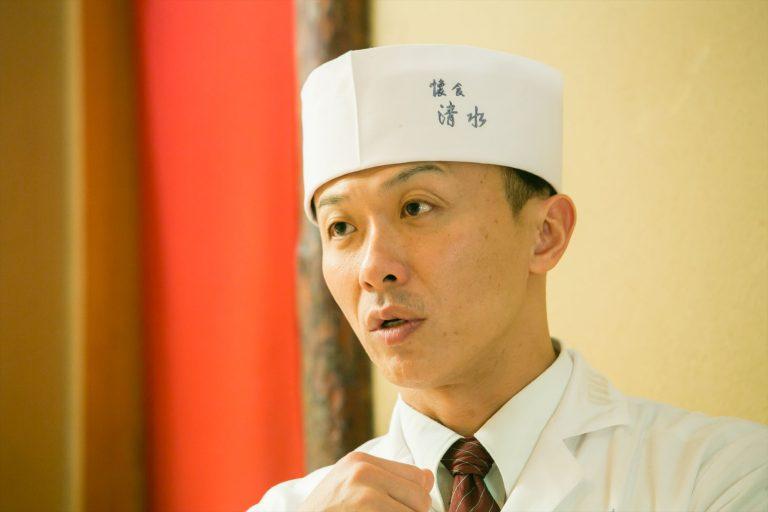 Kaishoku Shimizu Toshihiro Shimizu