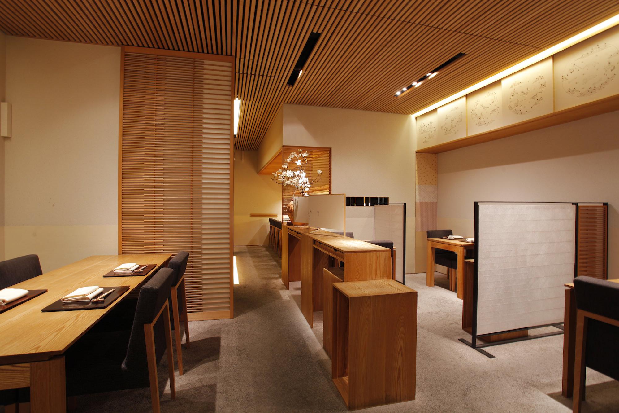 Kohaku interior
