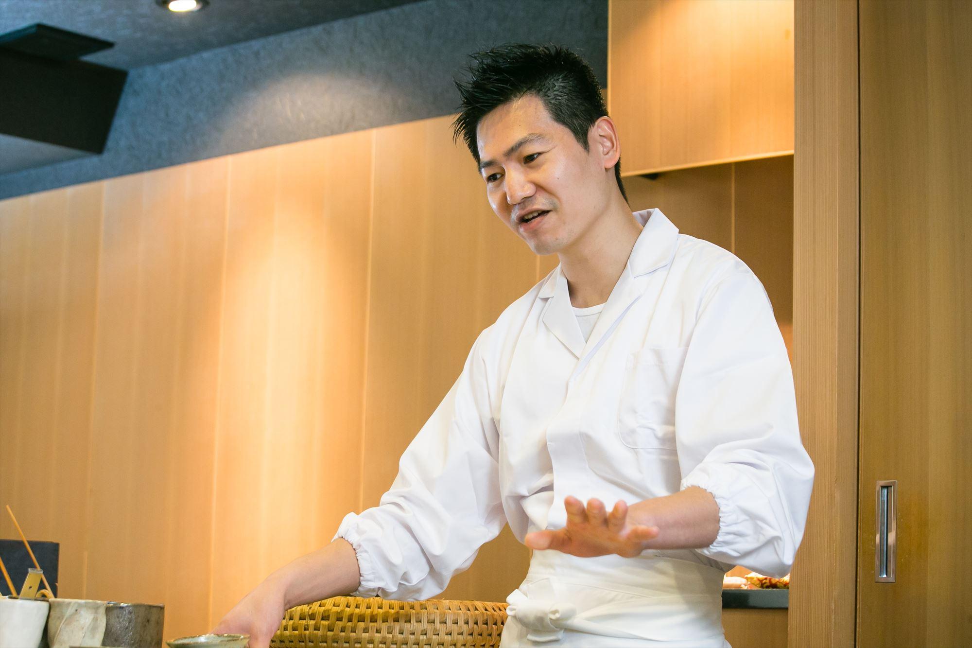 Sushi-Hoshiyama Tadashi Hoshiyama