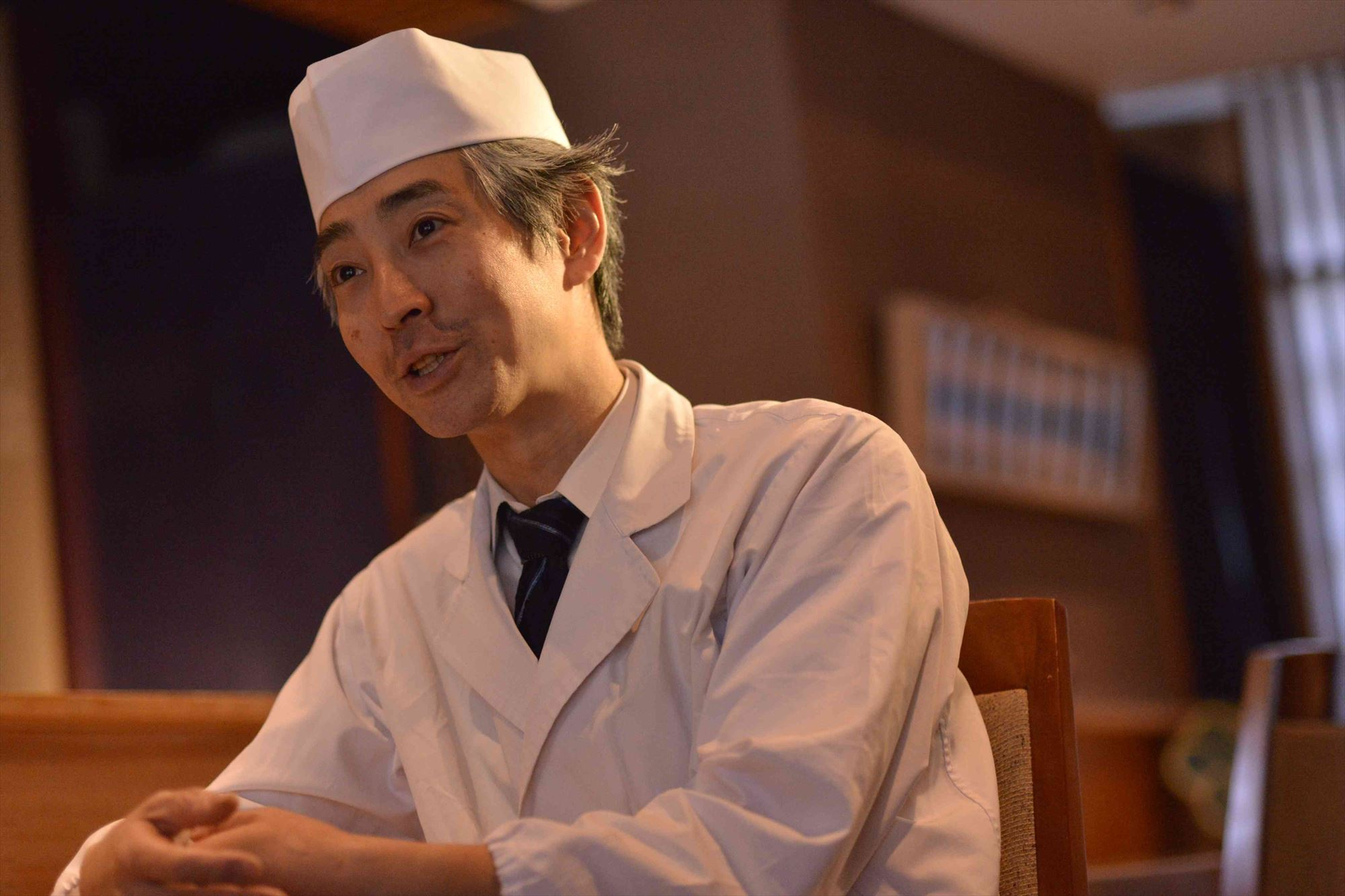 Nishiazabu Kikuchi Takashi Kikuchi