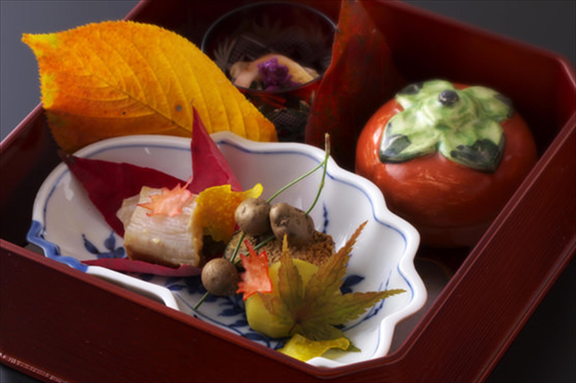 Jikishinbo Saiki cuisine
