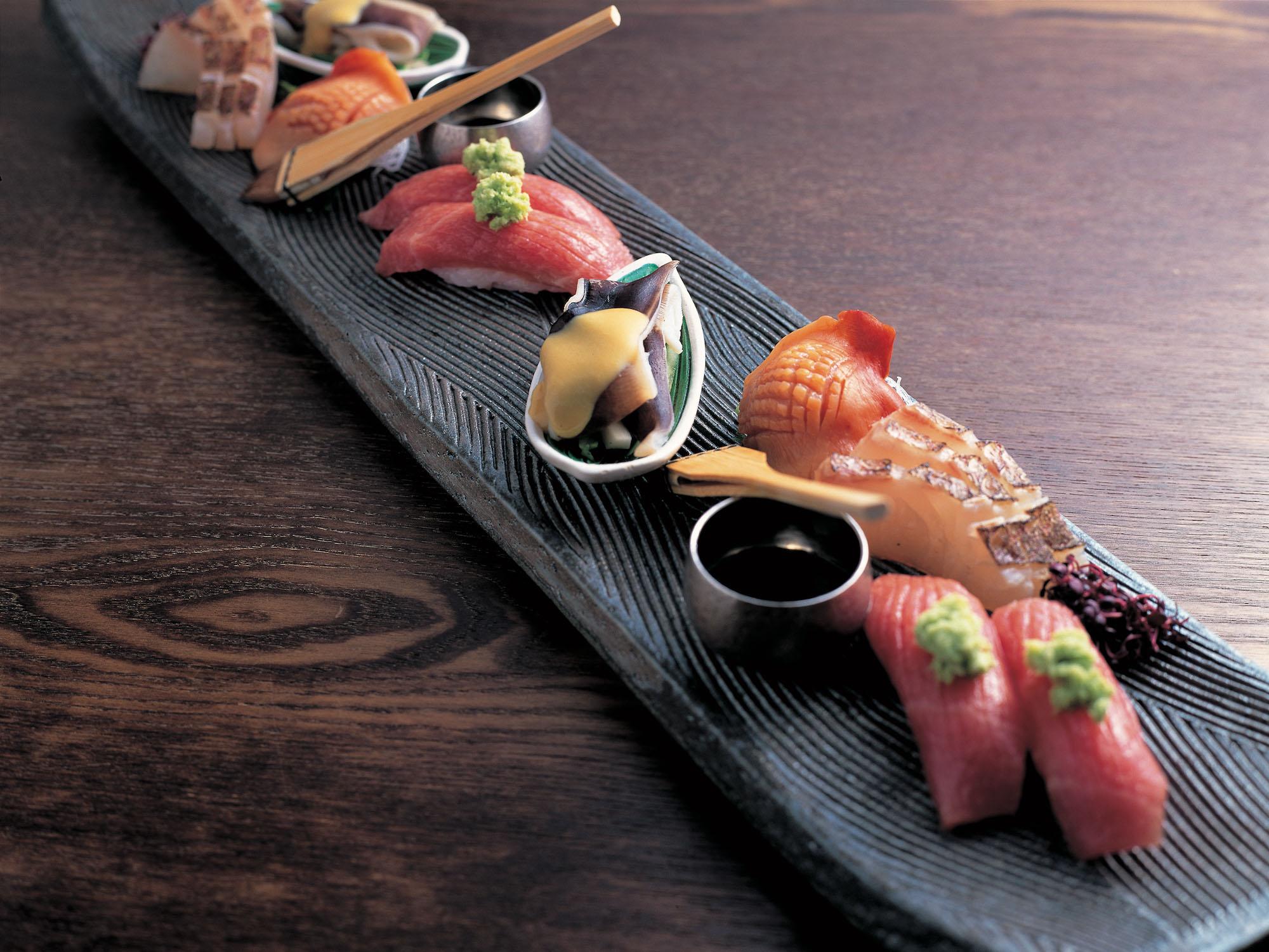Gion Sasaki sushi