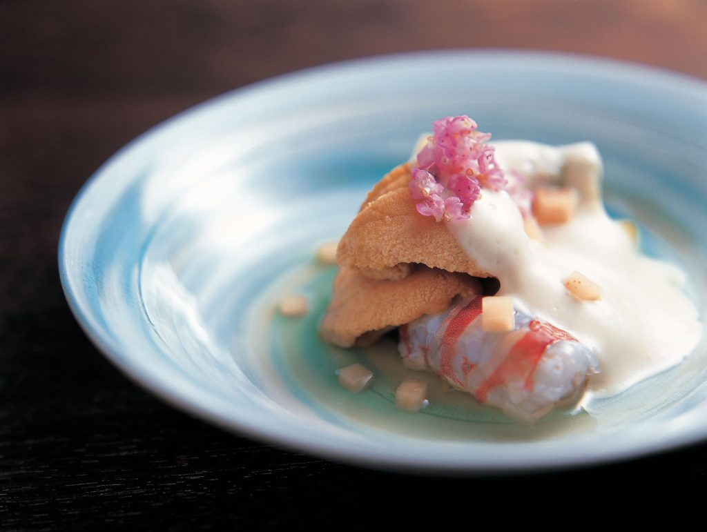 Gion Sasaki cuisine