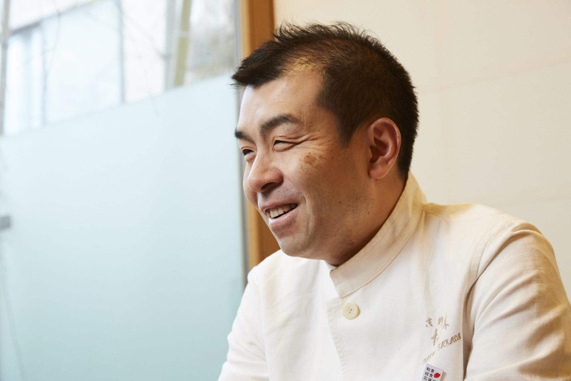 Kyo-ryori Takagi Kazuo Takagi