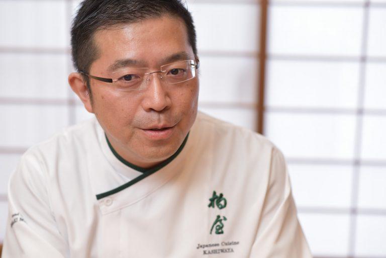 Kashiwaya Hideaki Matsuo