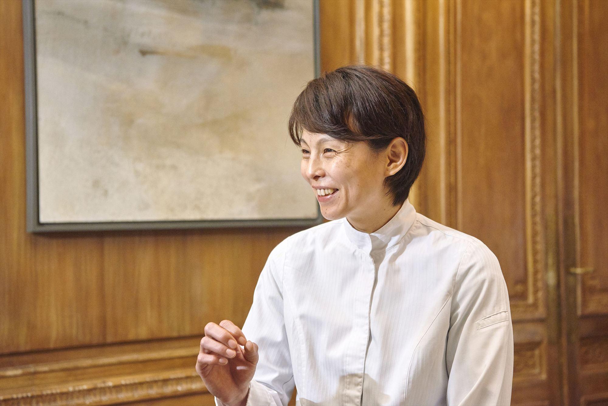 Taillevent Kimiko Kinoshita