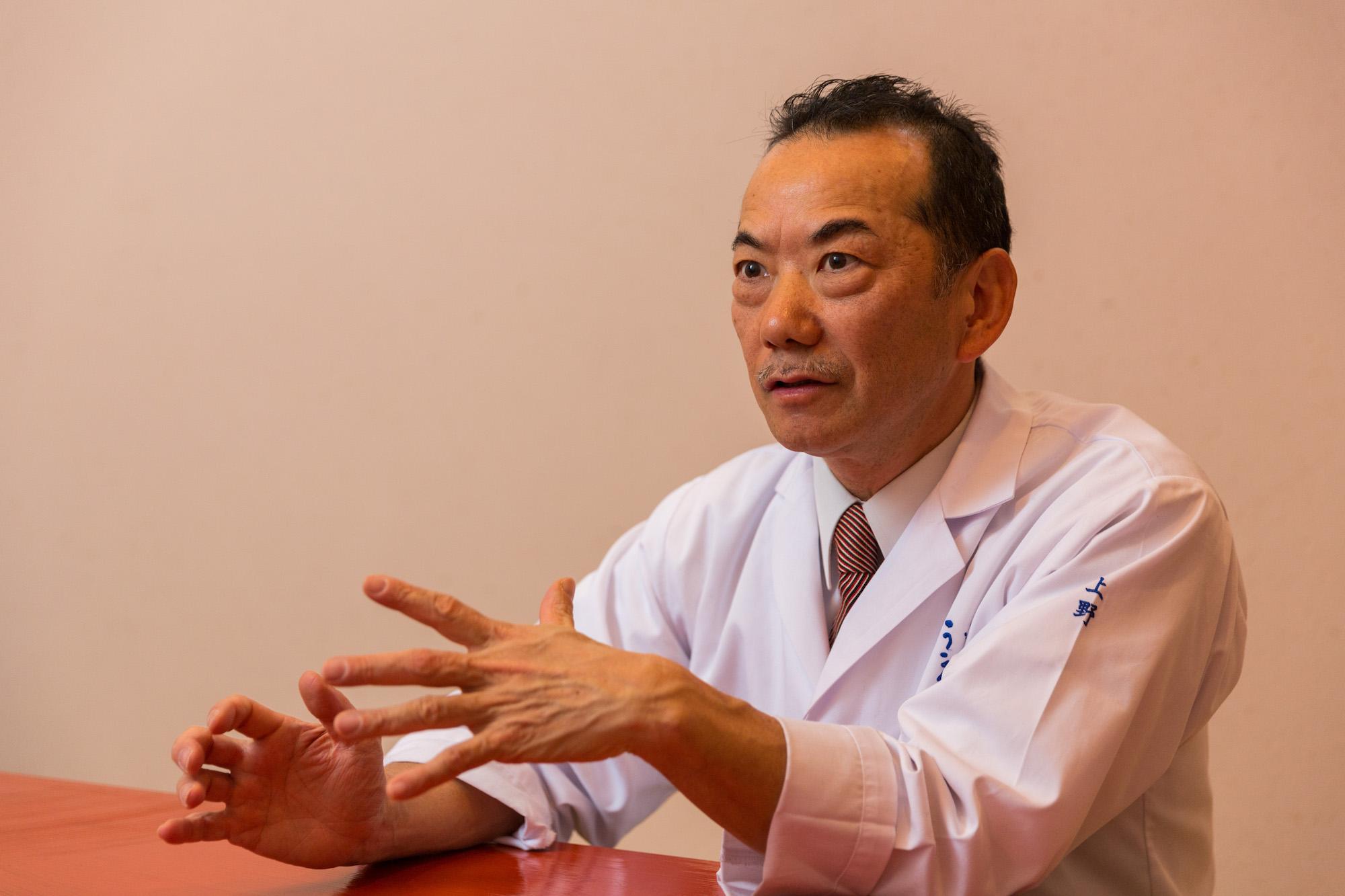 Ichiju Nisai Ueno Norio Ueno