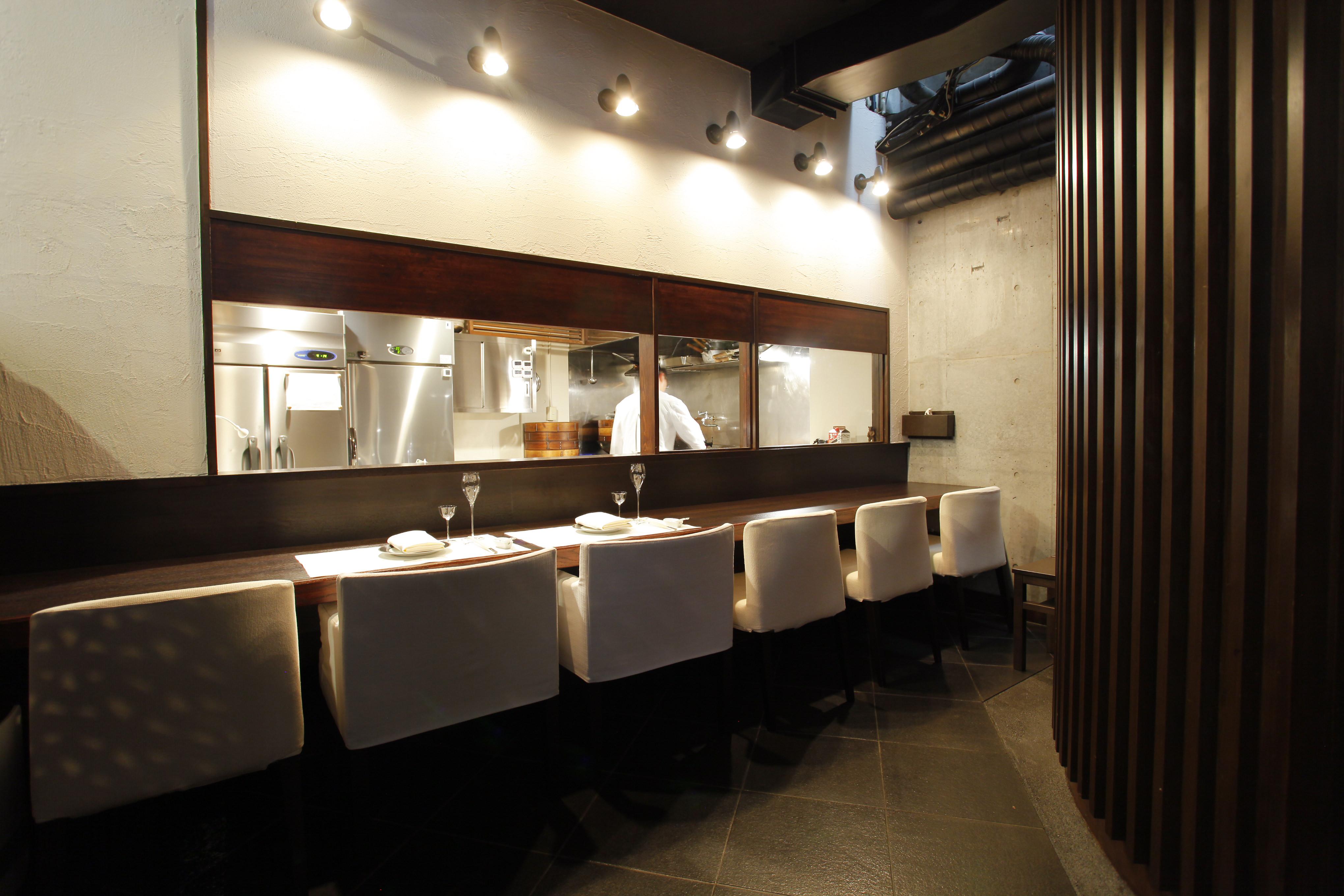 Shao Shon Hanten interior
