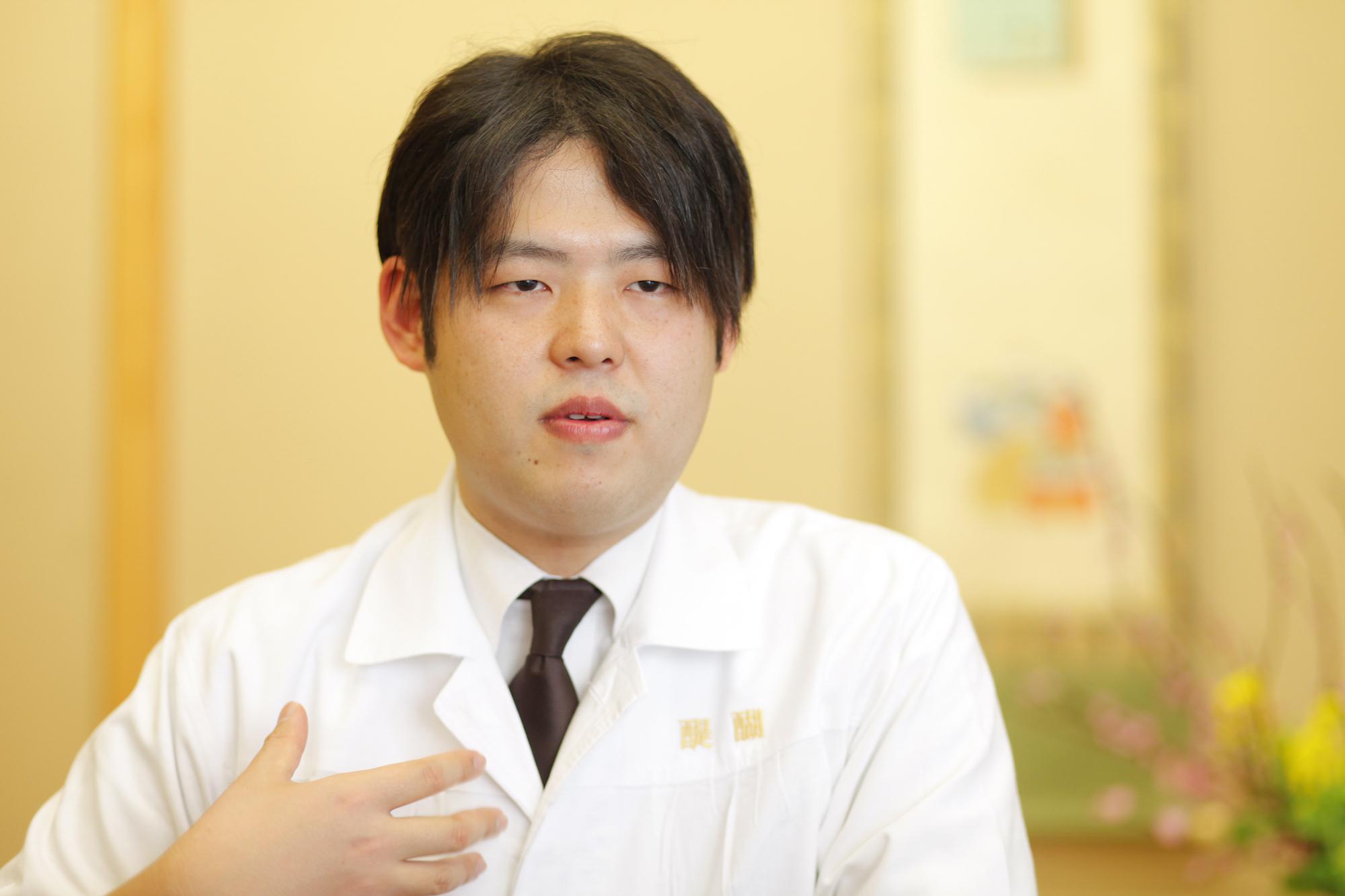 """Shojin Ryori """"Daigo"""" Yusuke Nomura"""