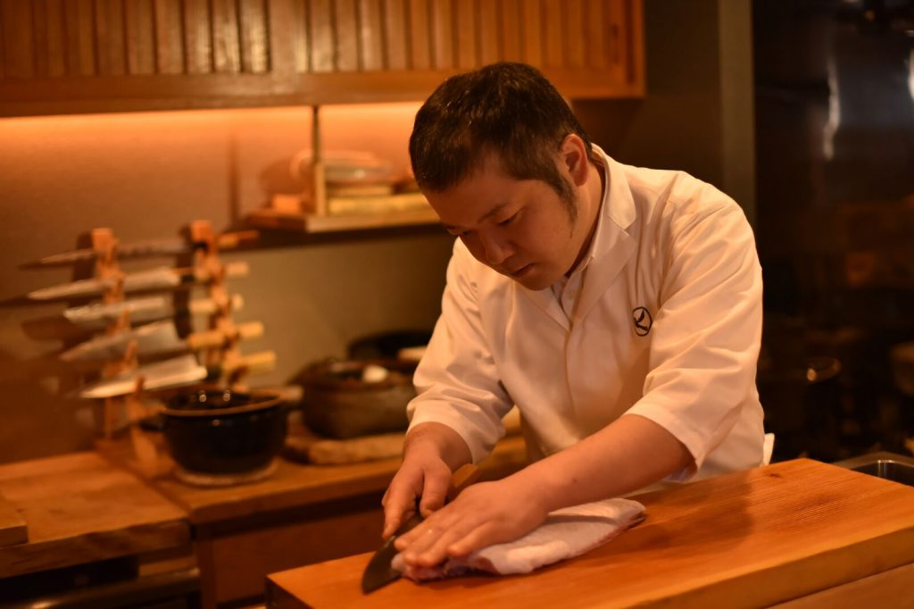 Oryori Jushu Masaaki Sakizaki