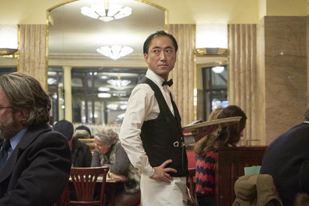 Café de Flore Tetsuya Yamashita