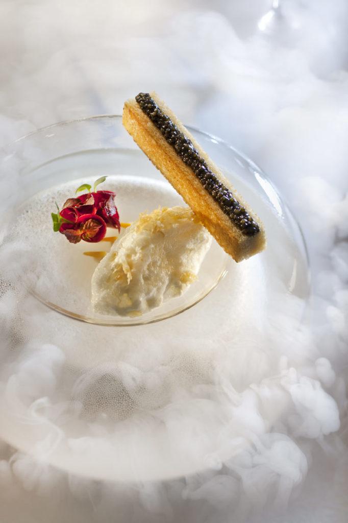 Sur Mesure by Thierry Marx, at Le Mandarin Oriental Hotel, Paris sweets