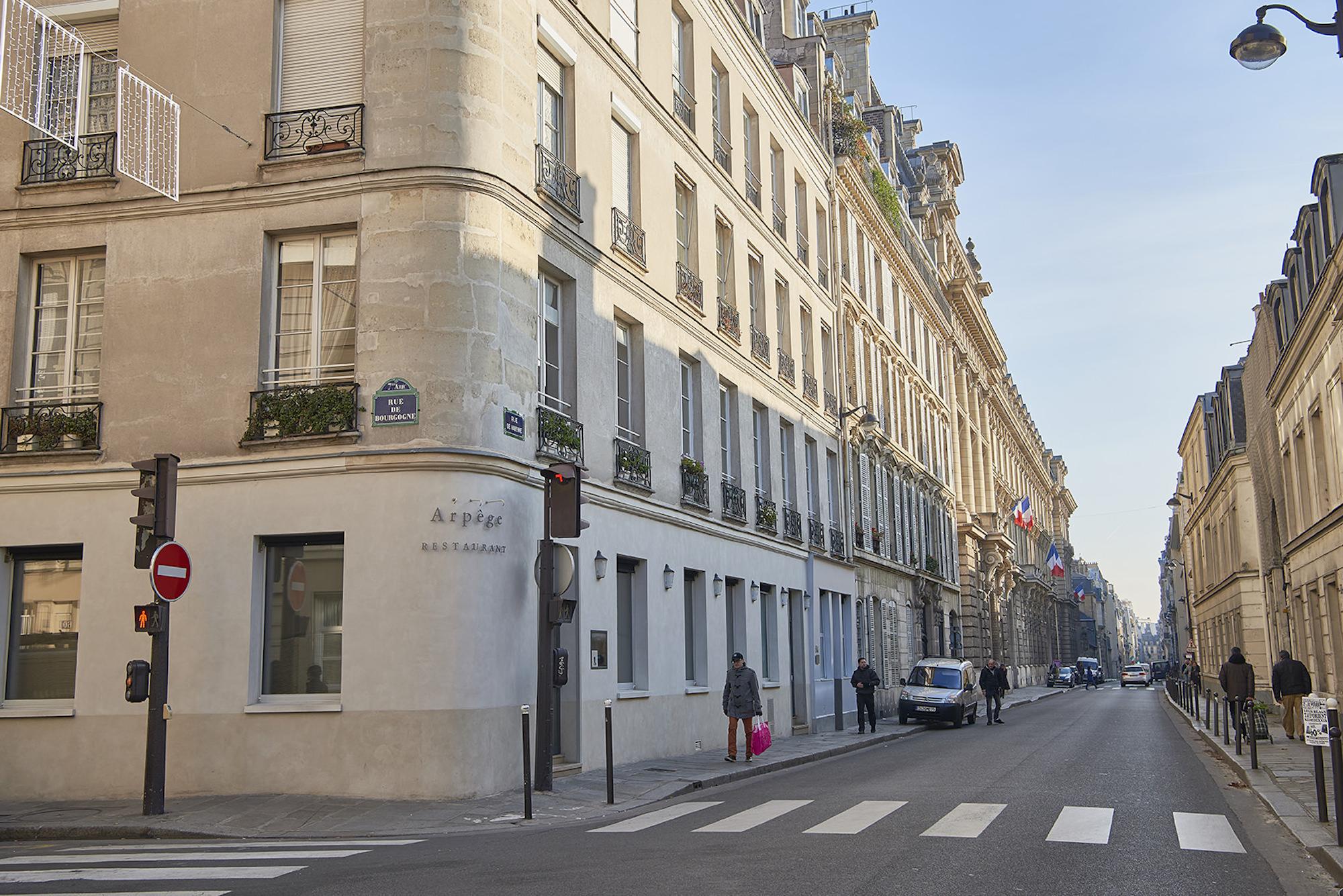 Arpège street