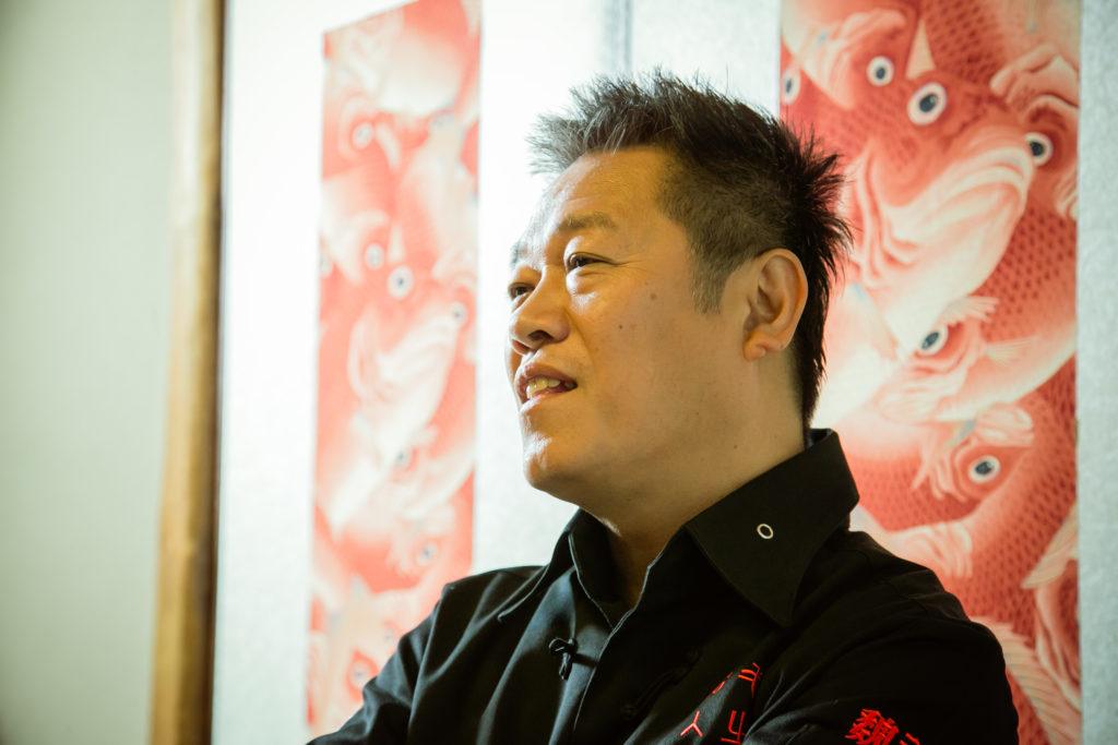 Ichi No Funairi Yoshiyuki Gi