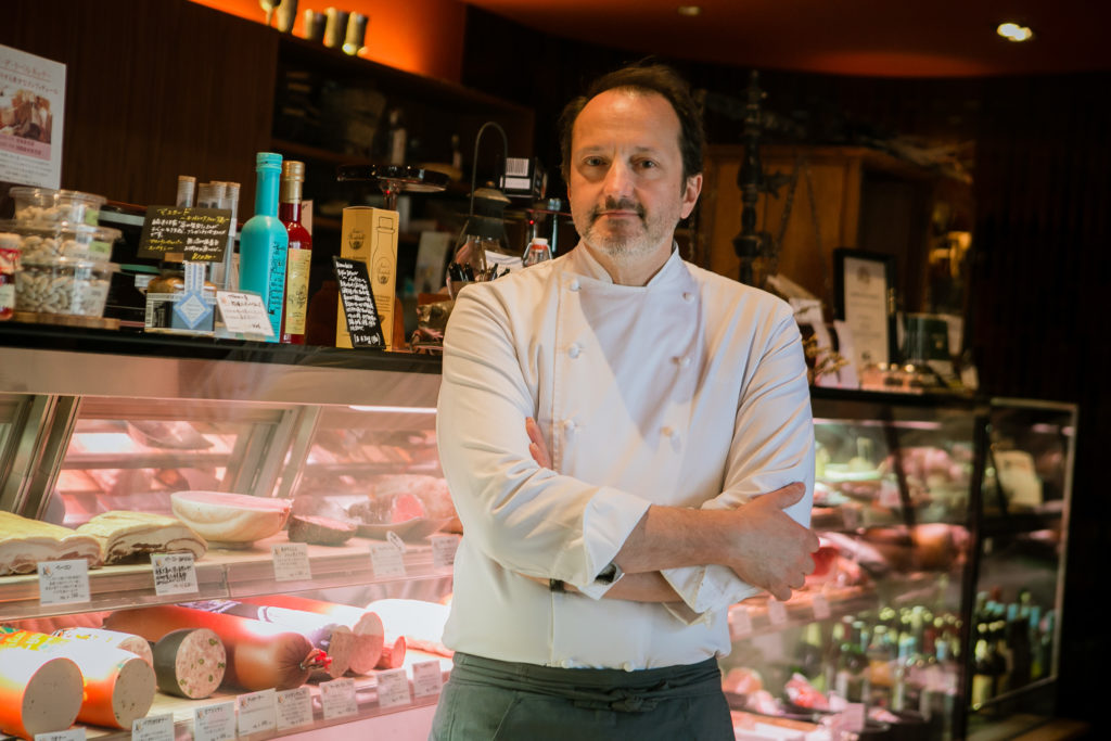 The Charcutier Ambassador Propagating The Appeal Of Charcuterie,  Traditional French Cuisine And Culture. MAISON VEROT