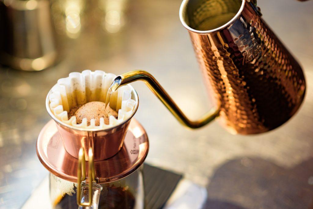 Okaffe Kyoto coffee