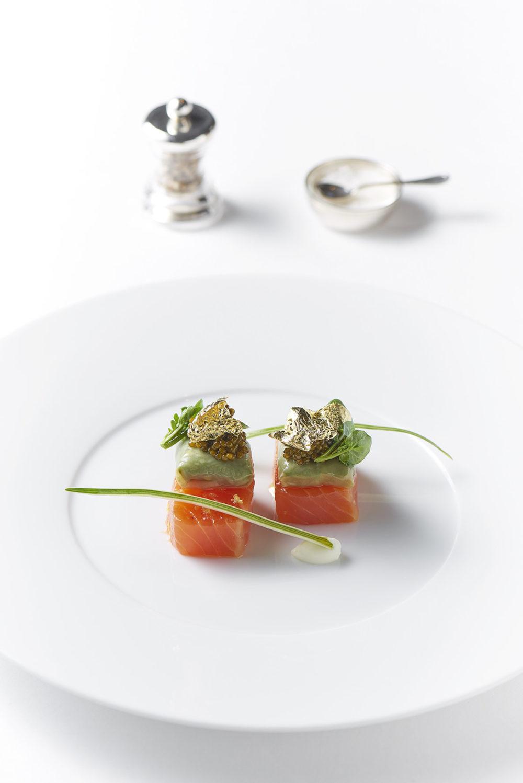 Restaurant Le Gabriel, La Réserve Paris cuisine