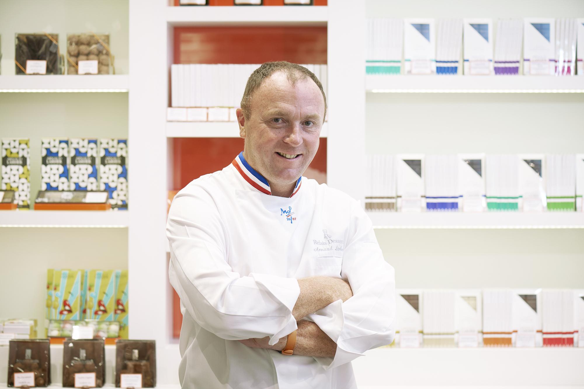 ARNAUD LARHER Pâtissier Chocolatier à Paris Arnaud Larher