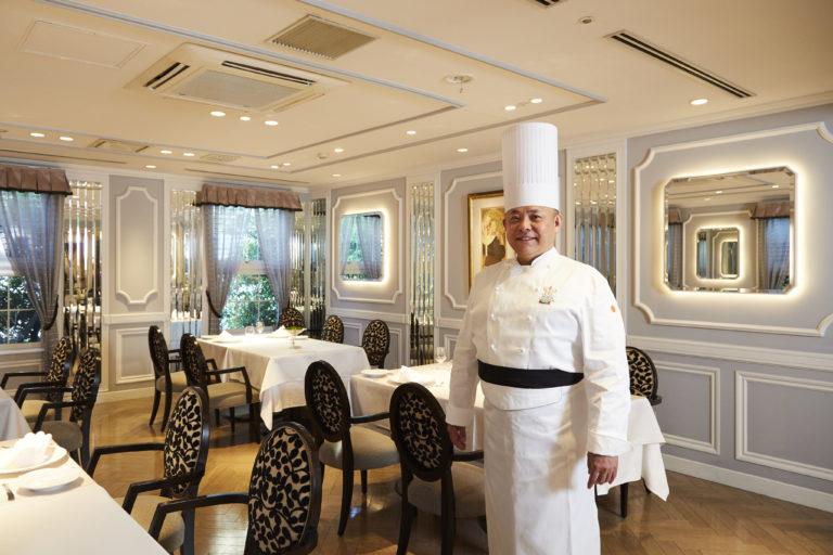 Kobe Kitano Hotel Hiroshi Yamaguchi
