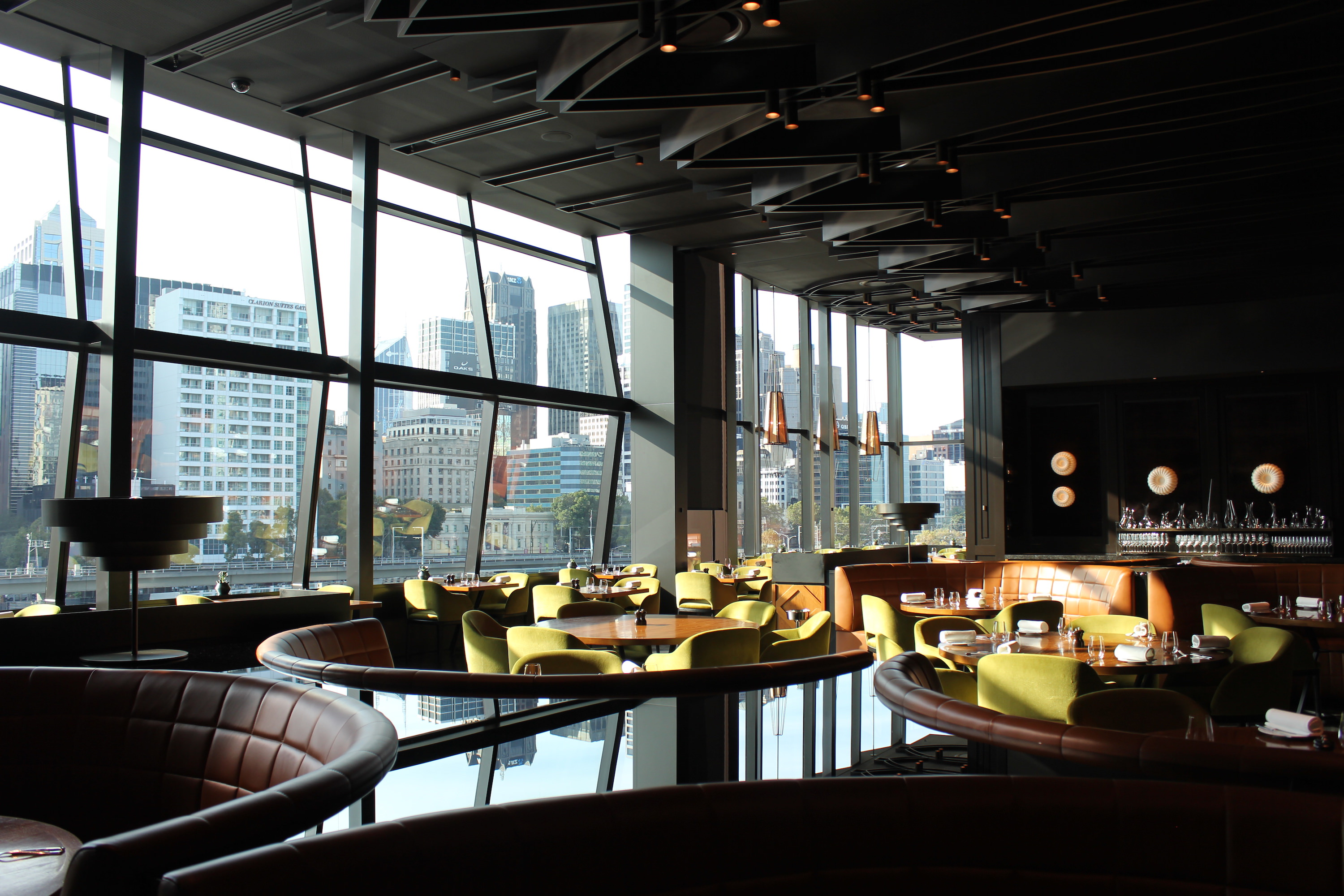 Dinner by Heston Blumenthal interior