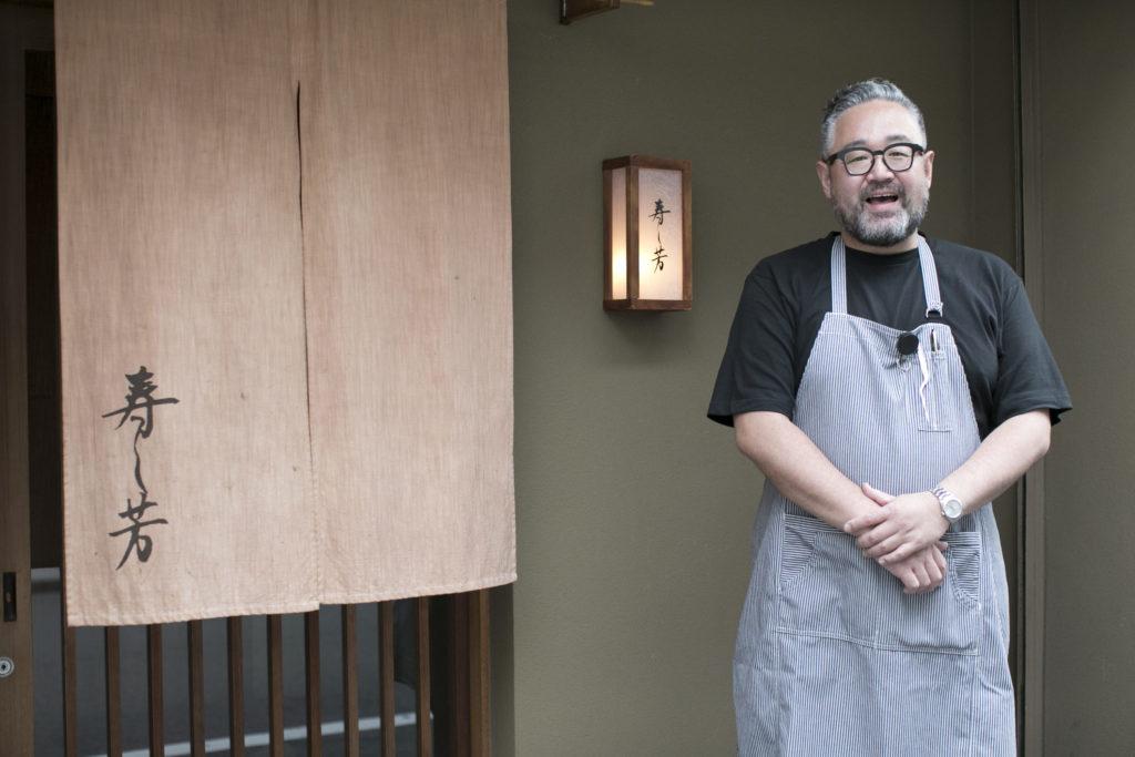 Kimioki Nakanoue(Sushiyoshi)