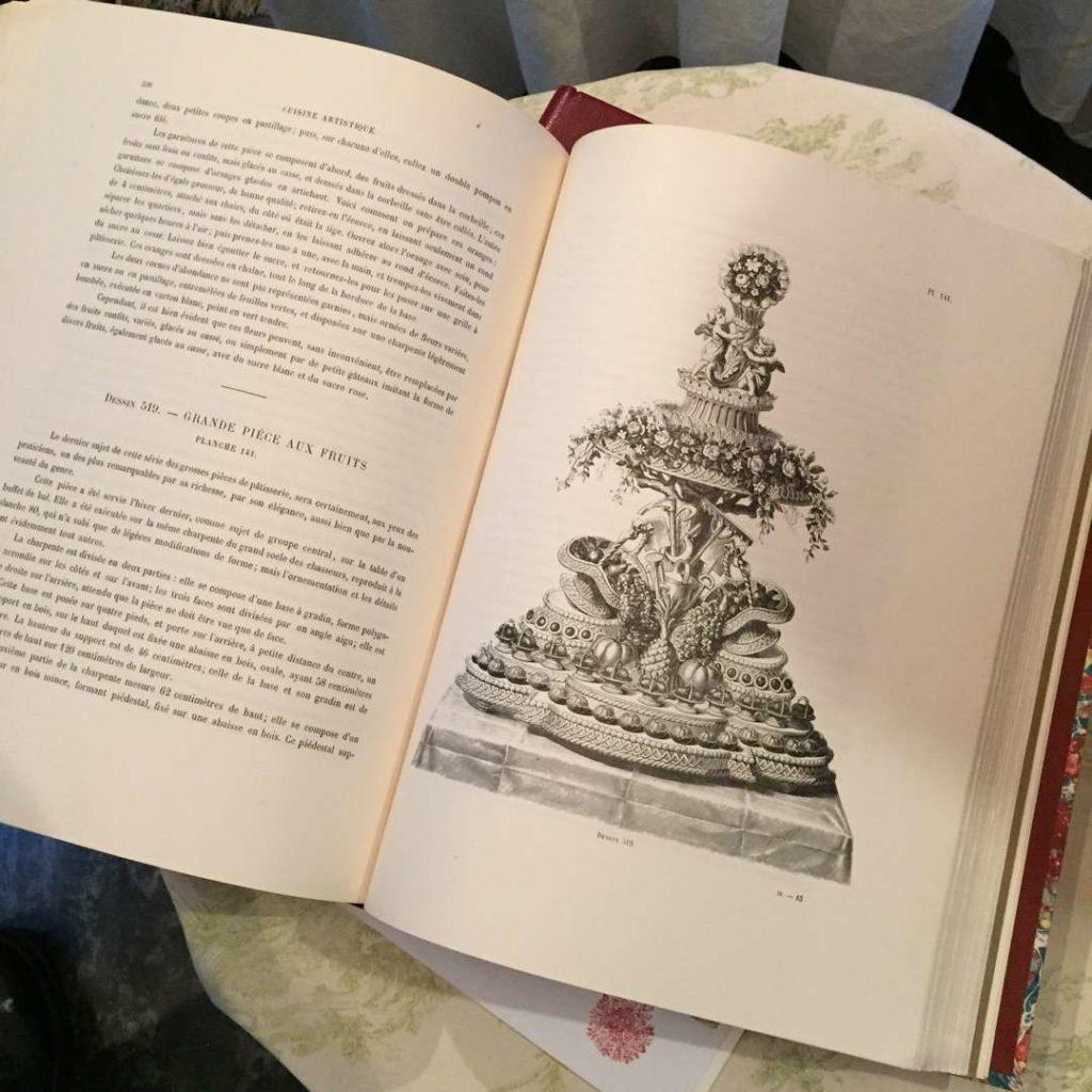 PATISSERIE AU GRENIER D'OR Kinzo book