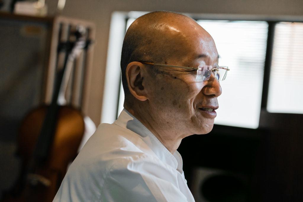 PATISSERIE AU GRENIER D'OR Kinzo Nishihara