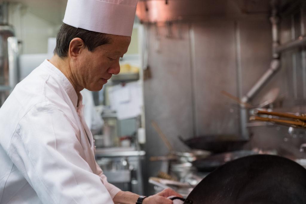Chinese Restaurant Imperial Palace Wong Hing Sang
