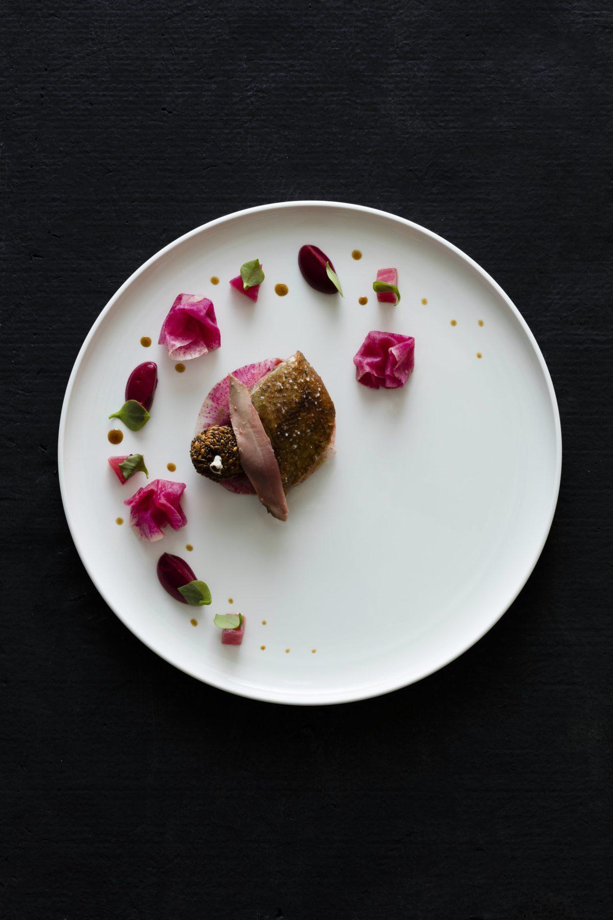 Amber cuisine