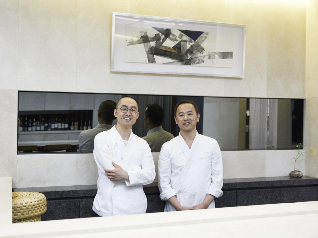 Sushi B Paris Masayoshi Hanada