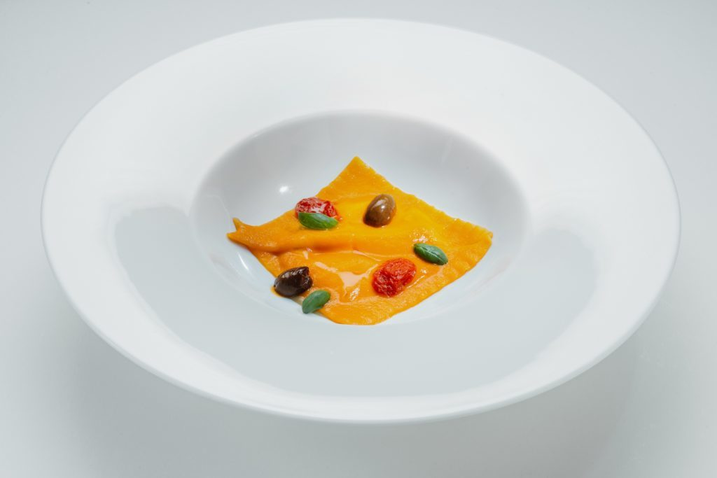 8½ Otto e Mezzo BOMBANA cuisine