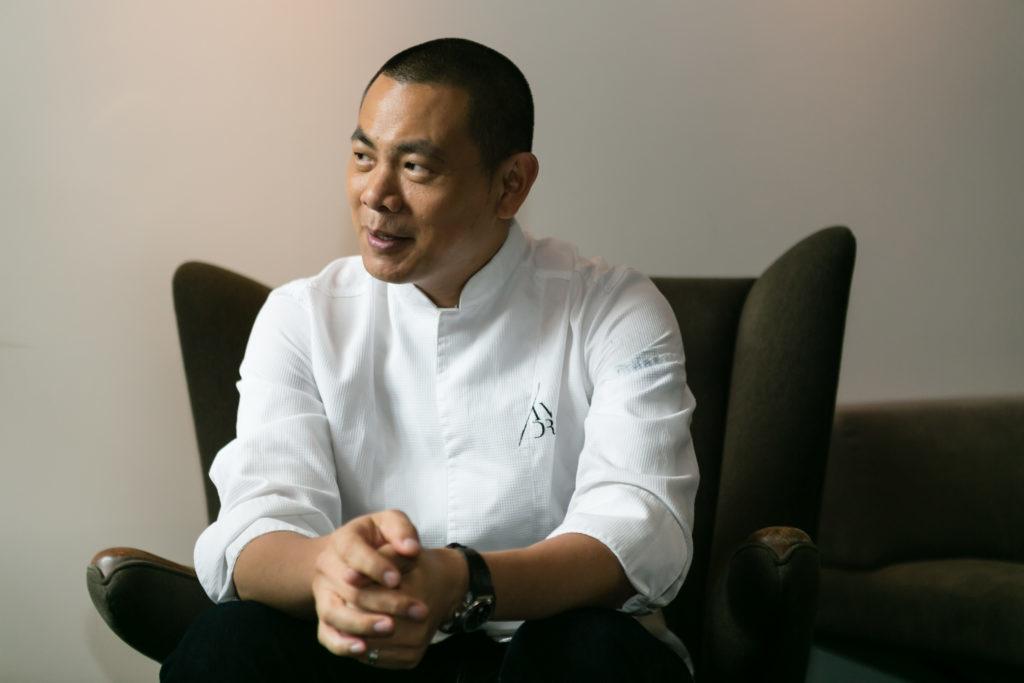Restaurant Andre Andre Chiang