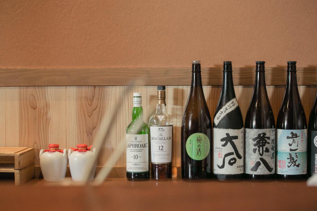 Nishibuchi Hanten Liquor