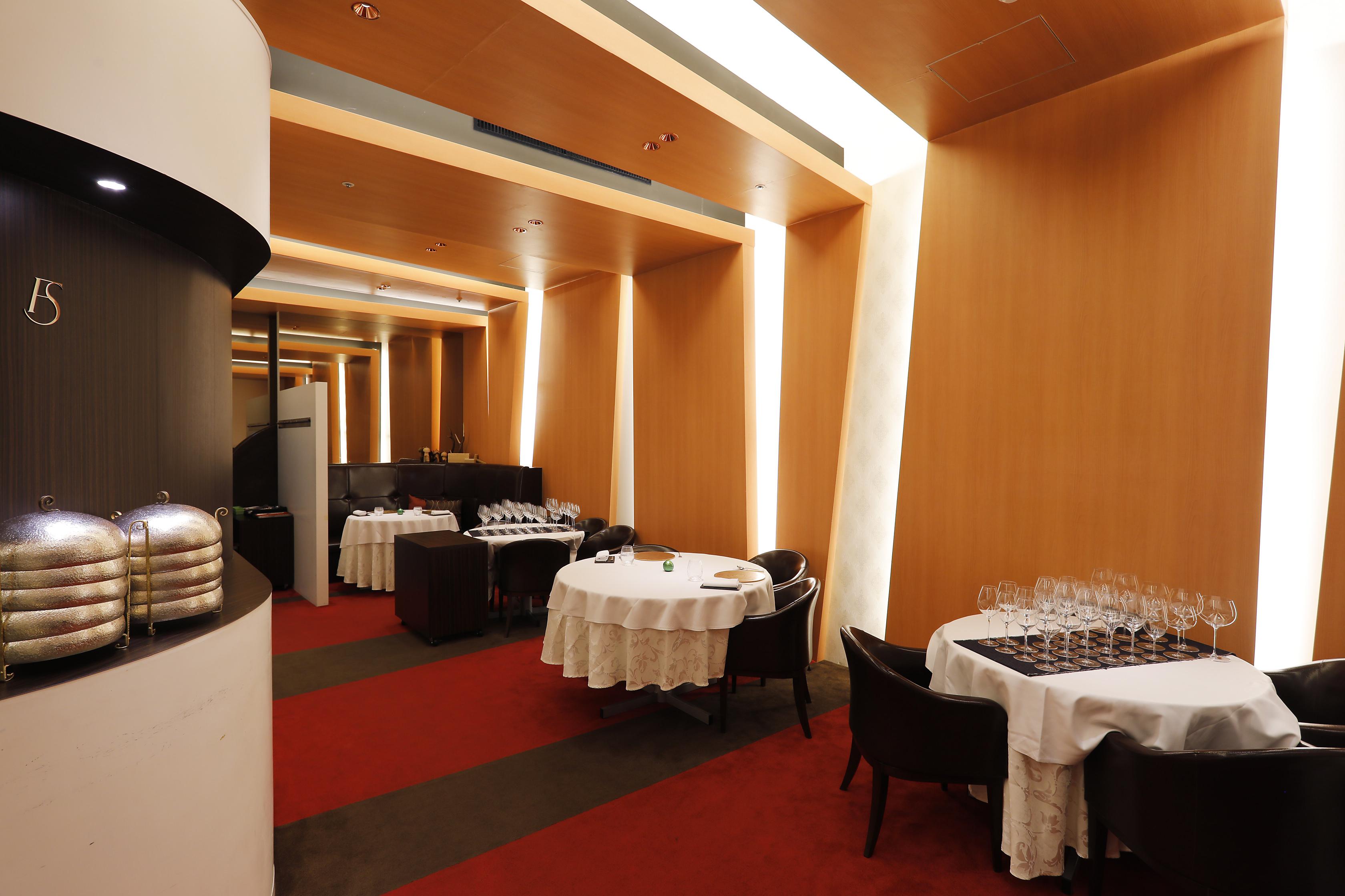 Restaurant La FinS interior