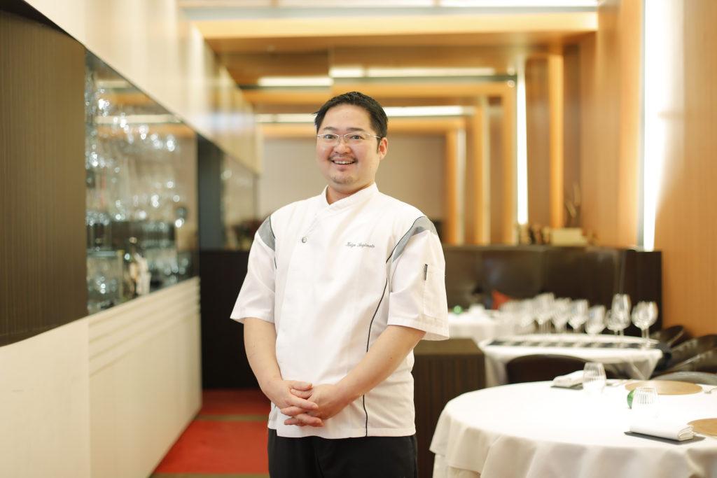 Keizo Sugimoto(Restaurant La FinS)