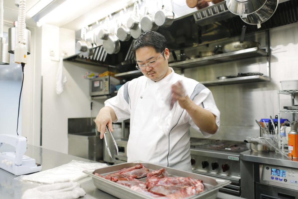 Restaurant La FinS Keizo Sugimoto