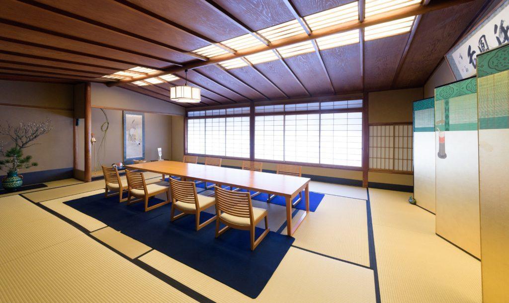 Kyoryori Honke Tankuma interior