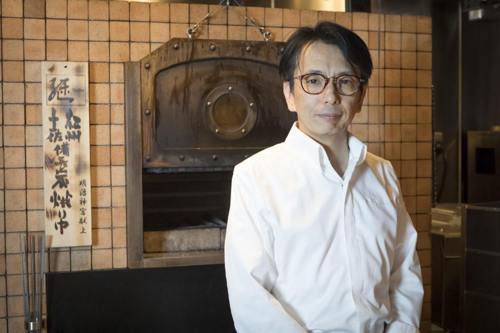 Hiroshi Ukai(Kitashinchi Fukutatei)