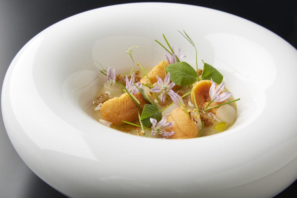 Azure 45 cuisine
