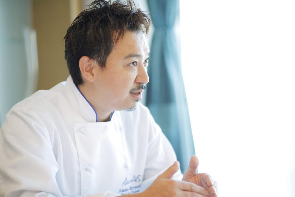 Azure 45 Shintaro Miyazaki