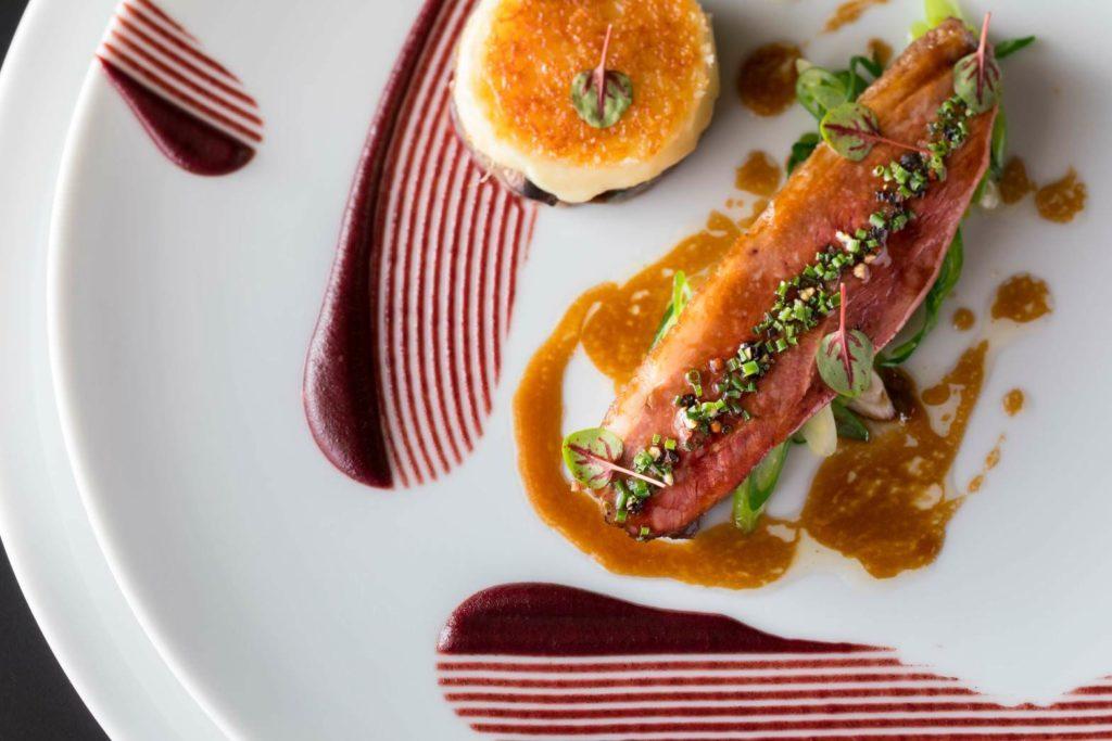 L'ATELIER de Joël Robuchon cuisine