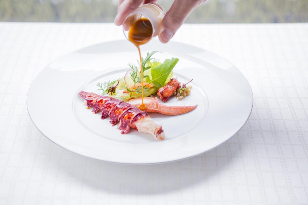BEIGE ALAIN DUCASSE TOKYO cuisine