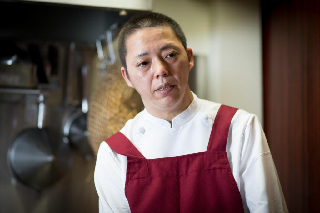 Chugokusai Hinotori Kiyohiko Inoue