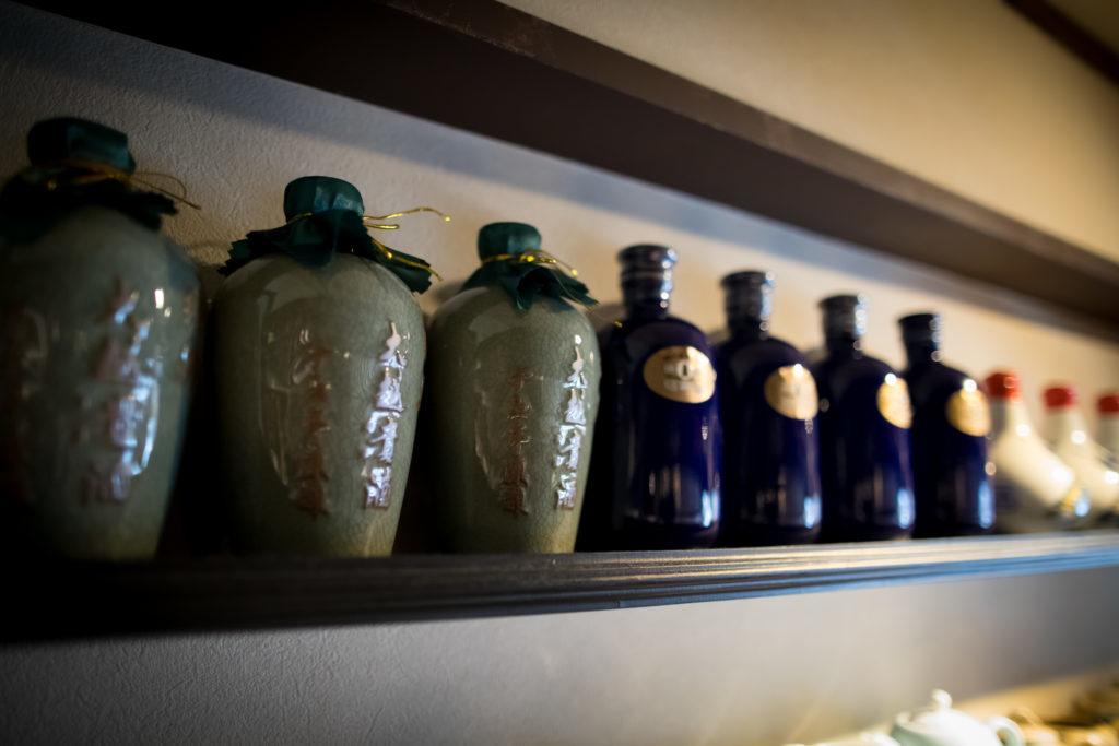 Chugokusai Hinotori liquor